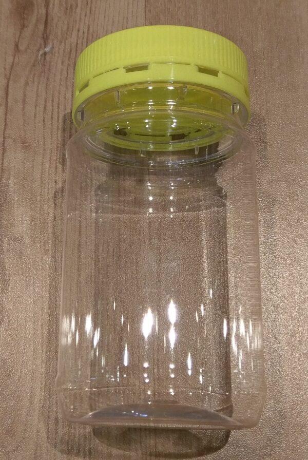 500g / 375ml Round Jar
